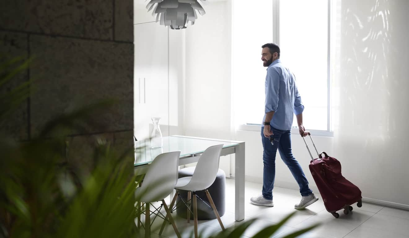 How to Prepare Your Home for Travel With Smart Technology
