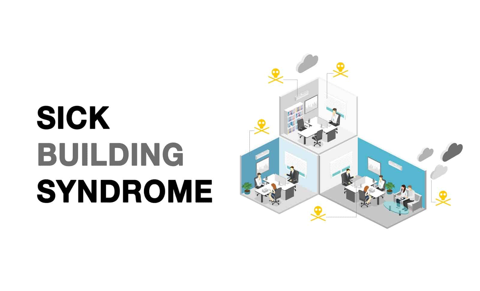 Sick Building Syndrome: What Is It and How Can IoT Help?