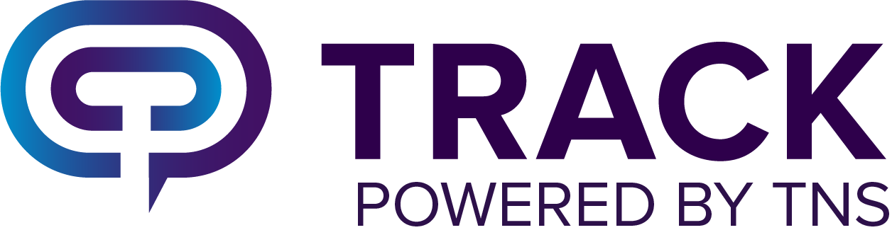 Track Powered by TNS logo