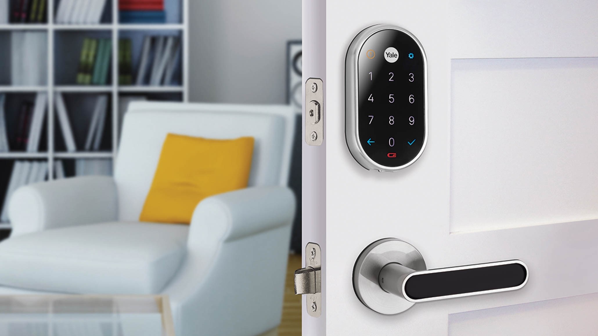 Security Starts at Your Front Door: Why Smart Locks are a Smart Investment
