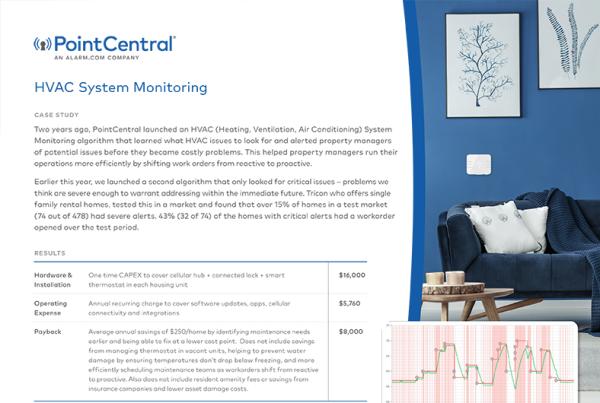 HVAC System Monitoring - Second Algorithm