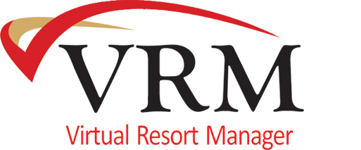 VRM Virtual Resort Manager Logo