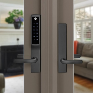 Point Central smart lock options