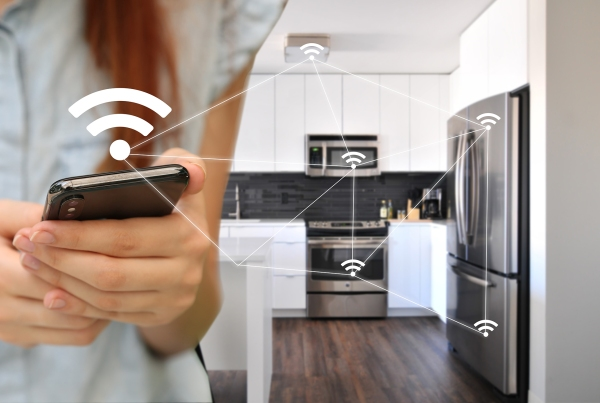 smart home automation for rental property