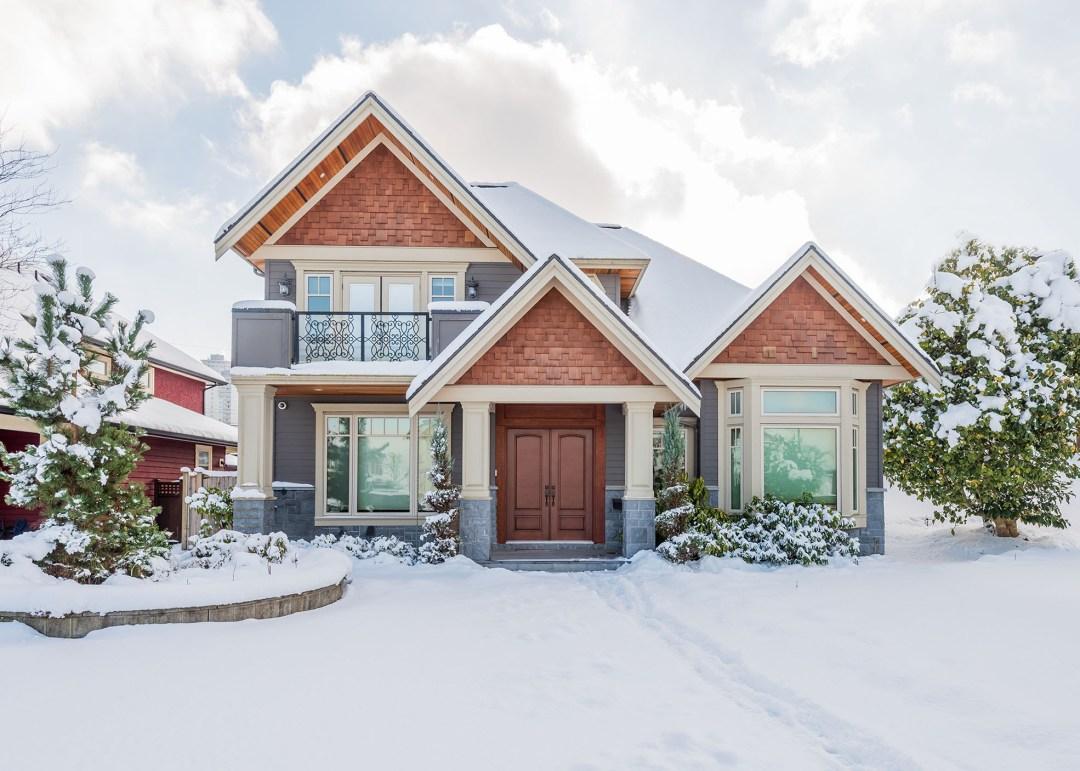 winter vacation rental