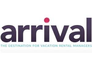 Arrival Vacation Rental Managers Logo
