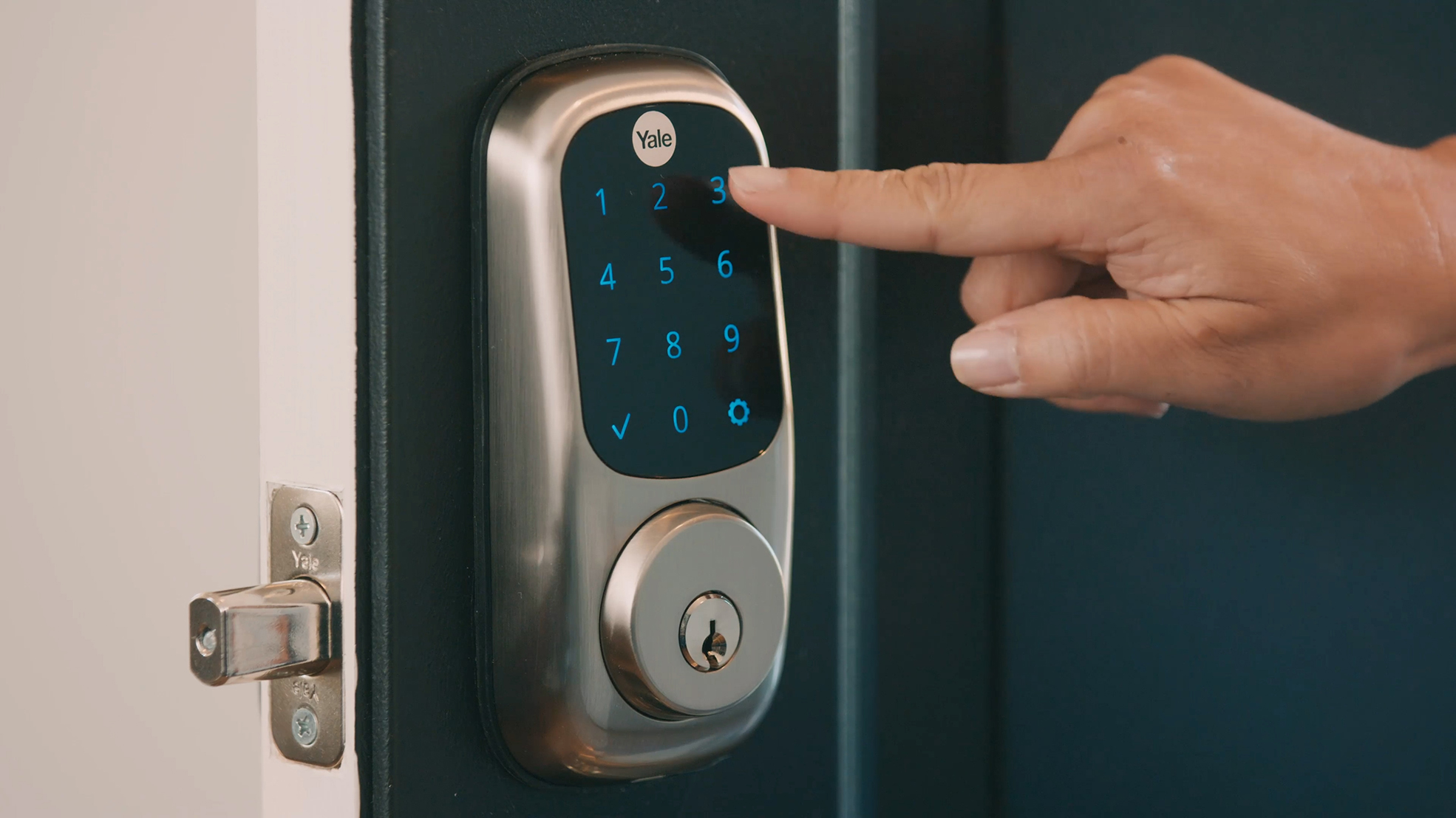 keyless access for vacation rentals