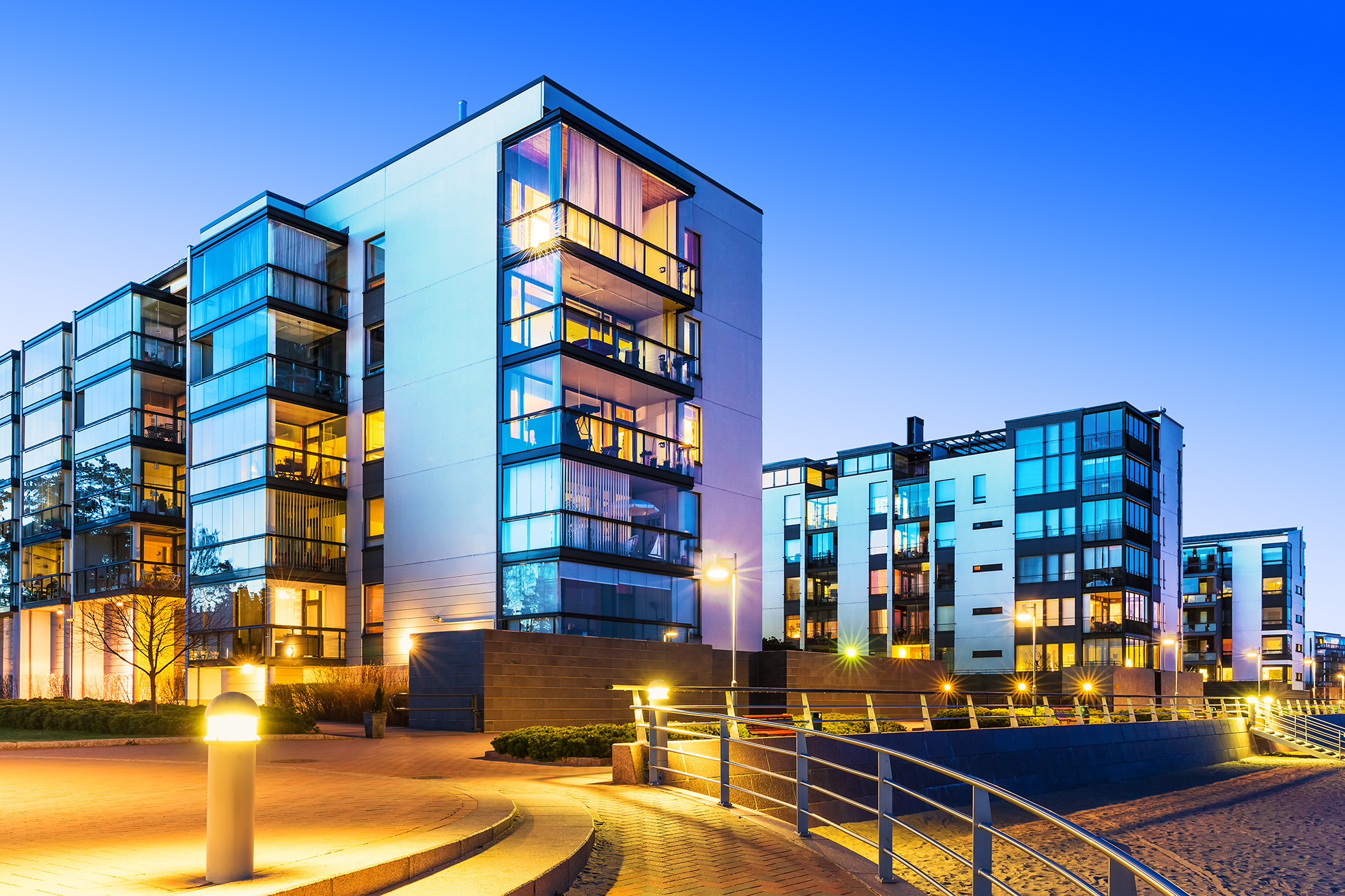 Top 4 Trends for Multifamily Homes in 2021