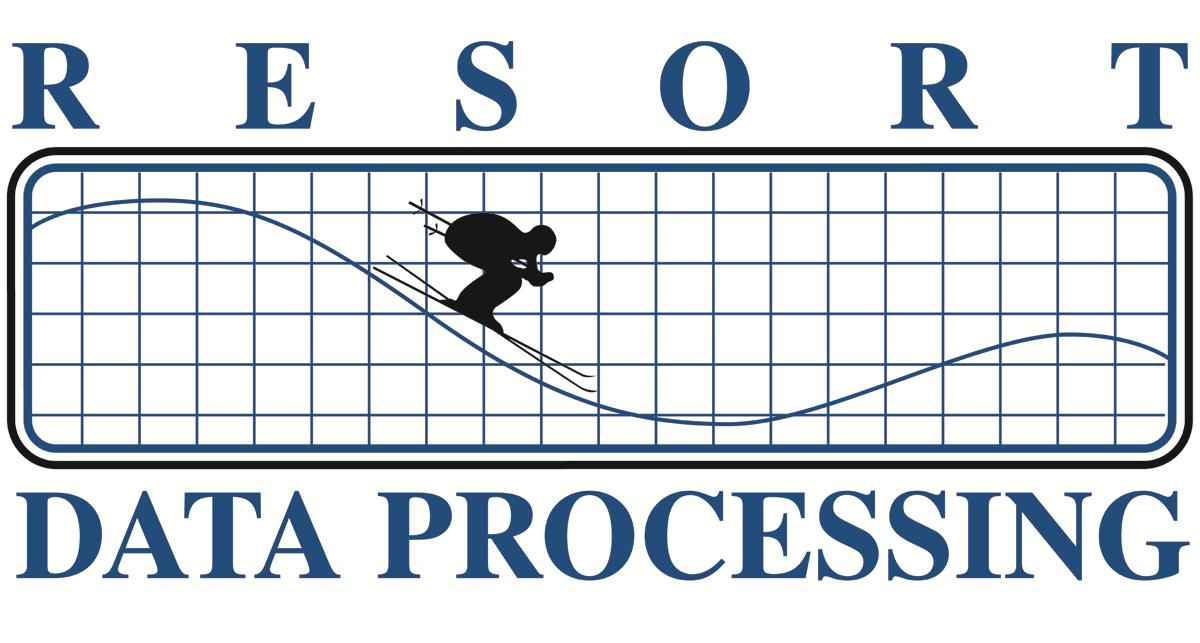 Resort Data Processing Logo