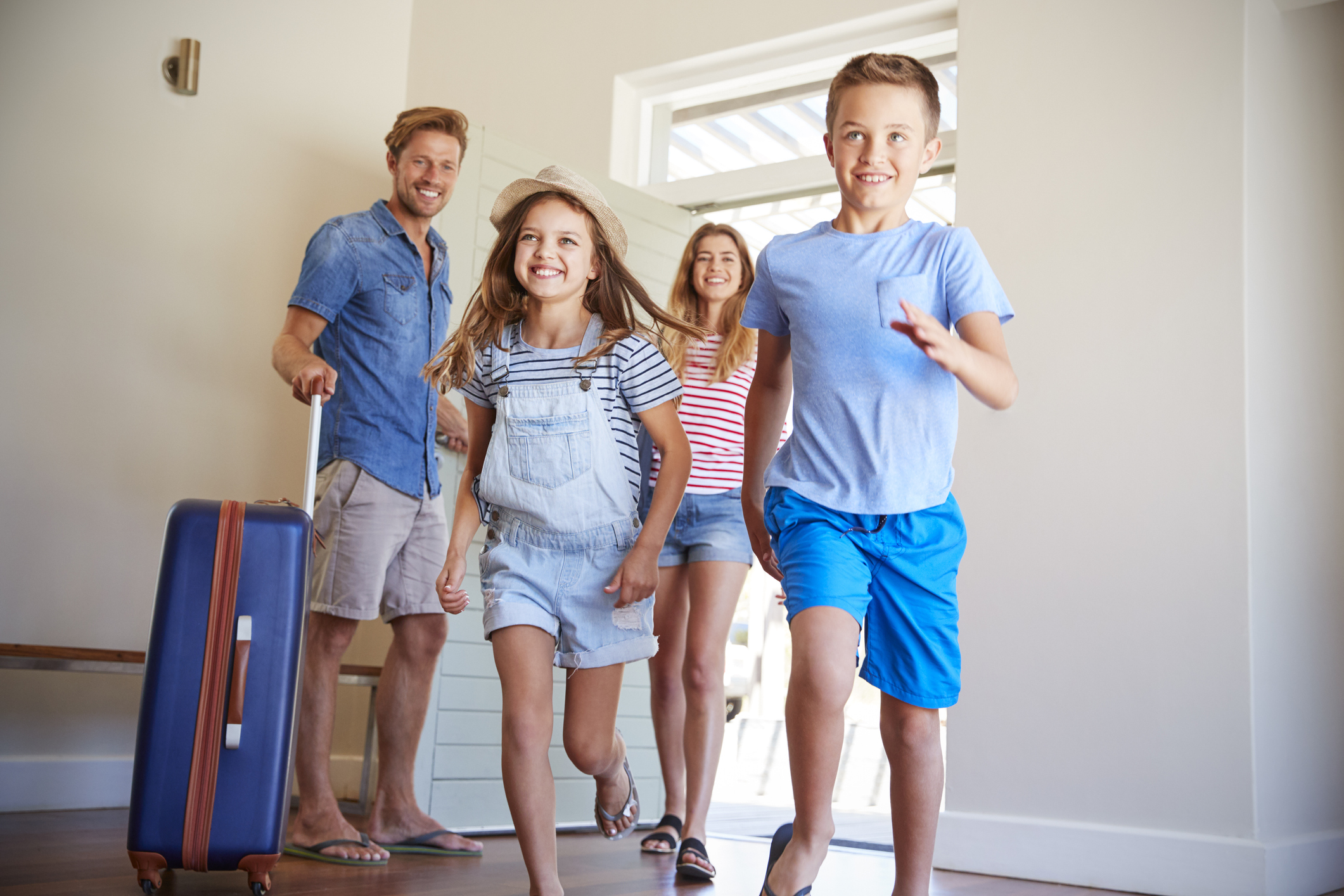 School's out: A guide to getting your property ready for a family-friendly vacation