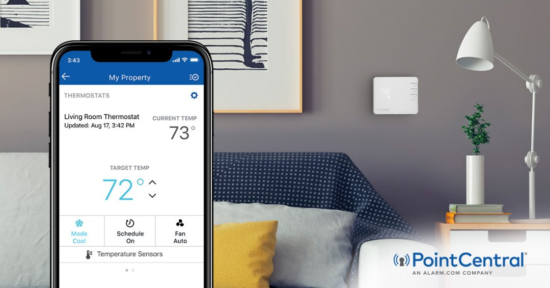 How do smart thermostats work