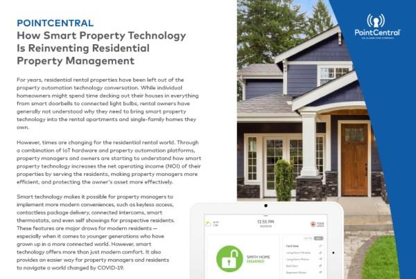 Smart Property Technology
